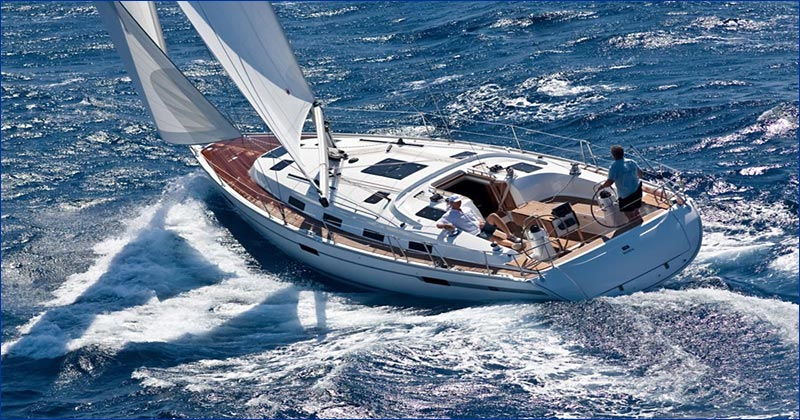 Bavaria 36 Cruiser Bareboat Charter Greece Yacht Sailing