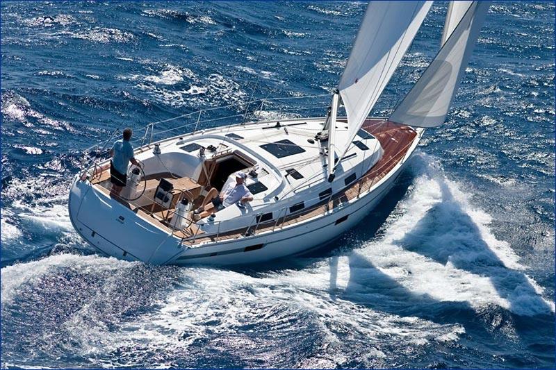Bavaria 40 Cruiser 2010 Bareboat Charter Greece Yacht