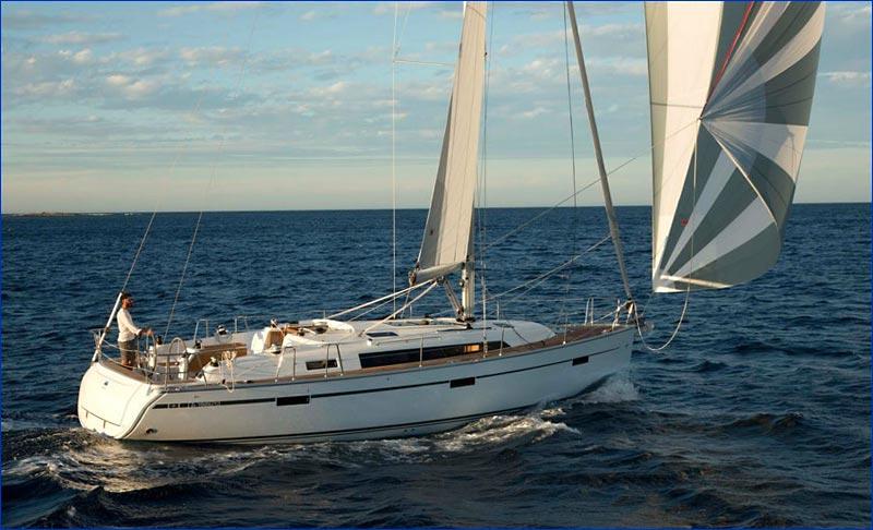 Bavaria 41-Cruiser Bareboat Charter Greece - Yacht Sailing