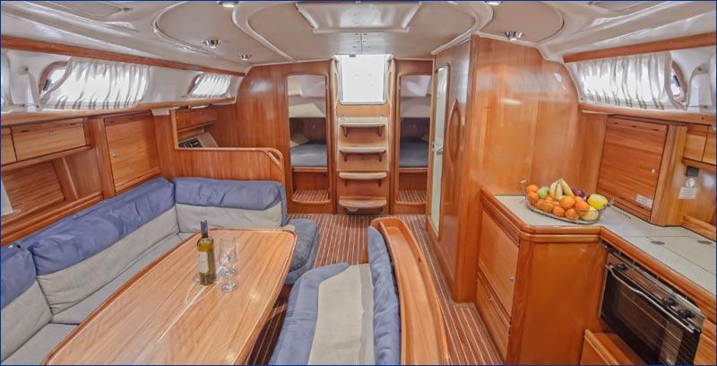 Bavaria 46 Cruiser 2008 Bareboat Charter Greece Yacht
