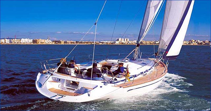Bavaria 49 Bareboat Charter Greece Yacht Sailing