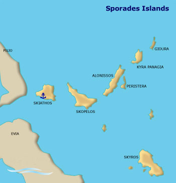 Sporades Islands Yacht Charter Sailing